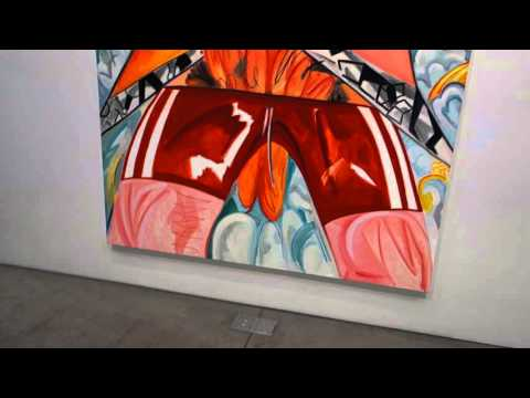 """""""Nice Weather"""" Curated by David Salle at SKARSTEDT"""