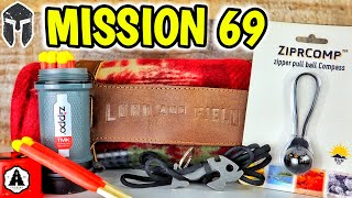 Survival Gear Mystery Box BattlBox Mission 69 | Is It Worth It?
