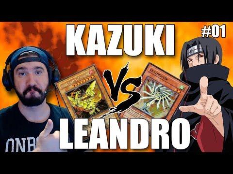 Finalmente AVE FENIX... ou não | Kazuki versus Leandro#01 CCCUP 2ª Edição
