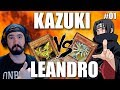Finalmente AVE FENIX... ou não   Kazuki versus Leandro#01 CCCUP 2ª Edição