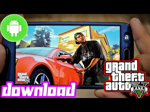 [175MB] Download GTA 5 For Android