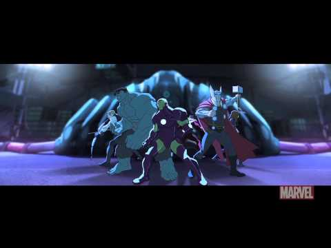 """Marvel's Avengers Assemble"" Official Trailer - Disney XD"