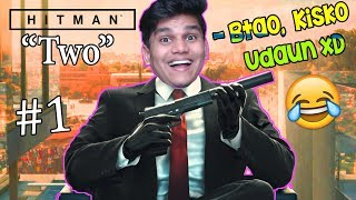 Click on this video to see professional Hitman skills - Hitman 2 #1
