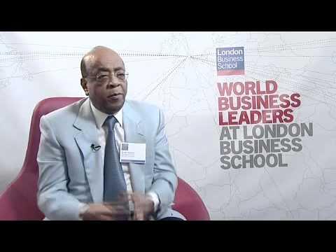 Profile: Mo Ibrahim, Chairman and Founder, Mo Ibrahim Foundation & Celtel International