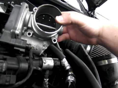2009 Mkv Gti Tsi Motor Throttle Body Youtube