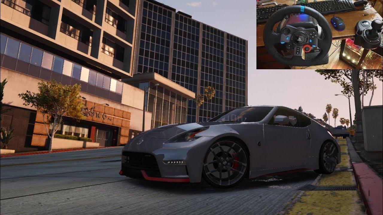 GTA 5 Realistic Graphics Showcase + Wheelcam (Redux Mod) #35