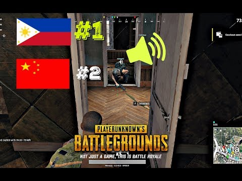 PUBG-PHILIPPINES NUMBER ONE /FUNNY MOMENTS