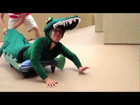 Crocodile Costume