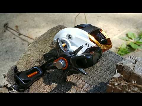 Best 20 DOLLAR WISH BAITCASTER REEL!