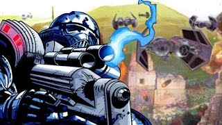 How the Empire Retaliated After the Battle of Yavin - Dark Forces Lore Play #2