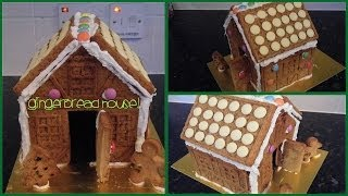 Gingerbread House! l Keely-Marie Simpson