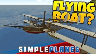 SimplePlanes Best Creations - 1000 MPH LAND VEHICLE, FLYING BOAT!? - Simple Planes PC Gameplay