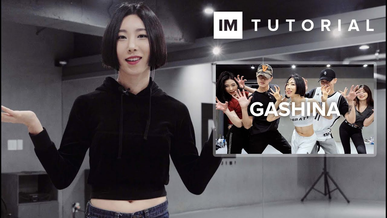 Gashina Dance Tutorial