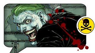 Джокер стал хорошим! БЭТМЕН выпустил древнее зло! МЕТАЛЛ: Тёмная Мультивселенная / Сюжет. DC Comics