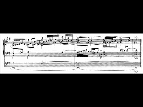 J.S. Bach - BWV 665 - Jesus Christus, unser Heiland