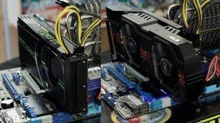 ASUS GTX 680 Direct CU II vs Reference: GPU Boost, Overclocking, Temps & More!