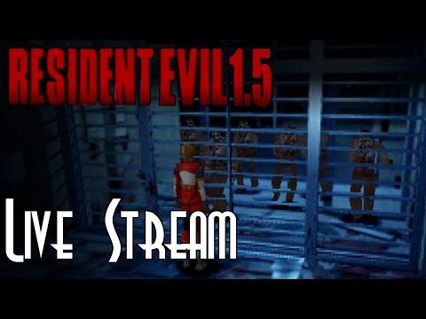 Let's Blindly Stream Resident Evil 1.5 (Resident Evil 2 Beta)! - Original Leak & MZD Mod