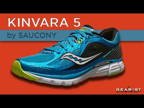 SAUCONY KINVARA 5 RUNNING SHOES REVIEW – Gearist.com