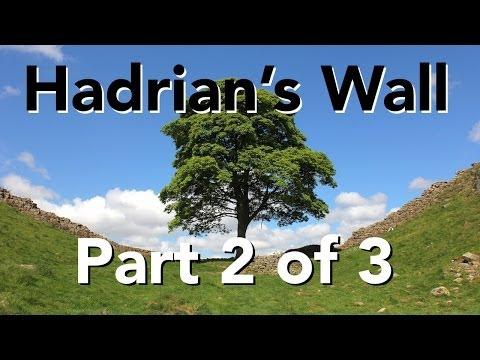 Hadrian's Wall - Coast to Coast - Part 2 of 3