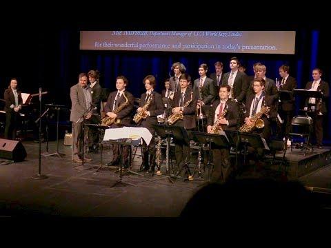 Las Vegas Academy of the Arts Jazz Big Band