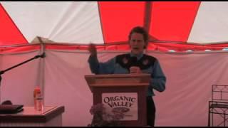 Temple Grandin on Animal Welfare Part 1