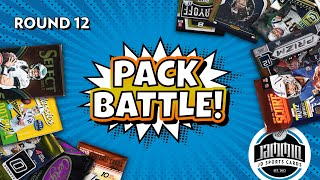 Pack Battle EP. 12 | 10 Random Football Card Hobby Pack Opening | We\'ve Lost it...