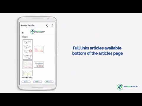 Best Android App To Search Health Science Journals & Research Articles