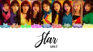 [3.59 MB] UNI.T (유니티) Star Color Coded Lyrics [HAN|ROM|ENG]