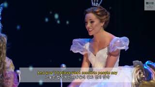 (한글자막) Musical [Cinderella????](뮤지컬 신데렐라) -Medley in 2013 Tony Awards