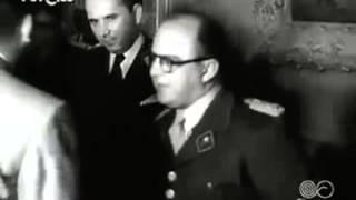 Toma de Posesión del Coronel Marcos Pérez Jiménez (1952)