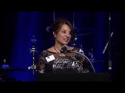 DEMA 2018 Reaching Out Hall Of Fame Award Margo Peyton