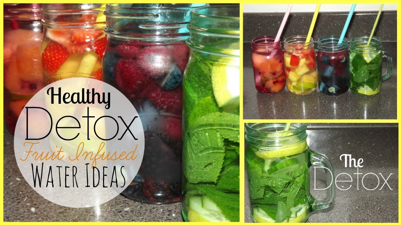 fruit center healthy fruit infused water