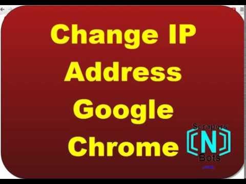 how to create a proxy ip address
