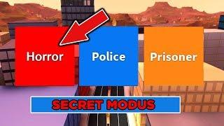 GEHEIMER MODUS IN ROBLOX JAILBREAK | Jailbreak. Exe