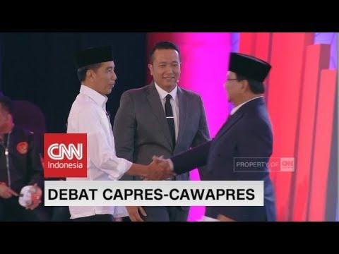 Closing Statement Debat Capres-Cawapres 2019 - Segmen 6/6