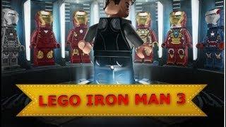 Lego Iron Man 3 Final Battle