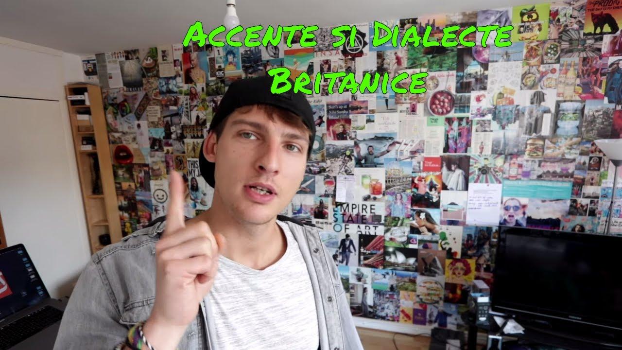Accente si Dialecte Britanice |  Invata Engleza Usor #4