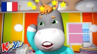 Mon âne, oh mon cher âne | Chanson D'enfants | KiiYii En Français | Comptines pour bébé