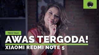 5 GODAAN XIAOMI REDMI NOTE 5