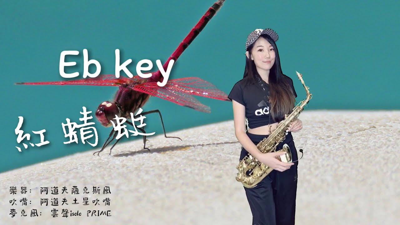 紅蜻蜓/赤とんぼ-SaxRuby
