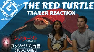 The red turtle trailer reaction