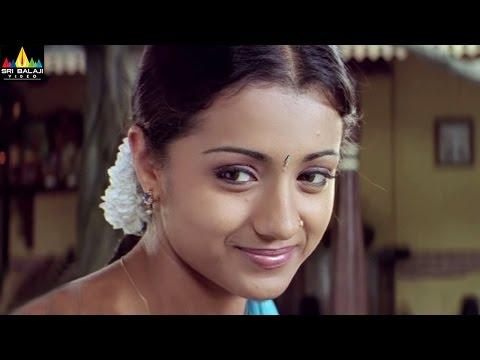 Nuvvostanante Nenoddantana Movie Scenes   Siddharth, Trisha And Srihari   Sri Balaji Video