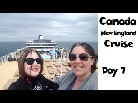 Enjoying the Ship! Norwegian Gem Canada & New England • NYC Land & Sea Cruise Vlog [ep32]