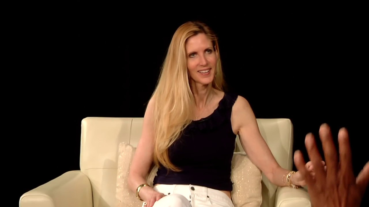 Ann Coulter: The Crisis in Masculinity, Black Family, Trump, Jobs, & Women's Vote (TFS EXCE