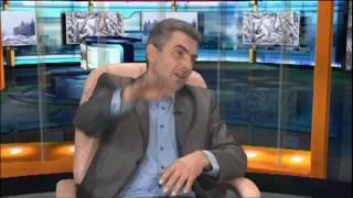 """Вождение автомобиля в непогоду для ТВ """"Наши Новости"""" директор БЦВВМ Антон Мищенков"""