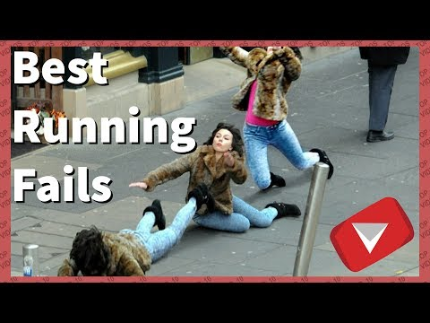 Best People Running Fails [2017] (TOP 10 VIDEOS)