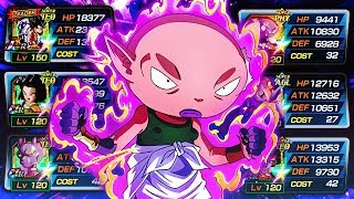 YOU WONT BELIEVE THIS! FIRST EVER MONAKA CARD! 100% COSTUME BEERUS! | DBZ Dokkan Battle