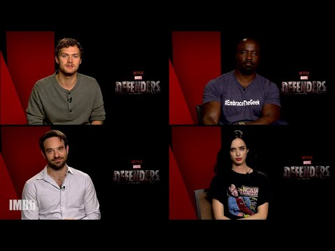 "Meet IMDb Guest Editors: The Stars of ""The Defenders"" 