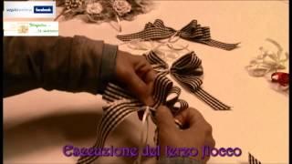 FILOFOLLIA LA MERCERIA - Realizzazione di fiocchi decorativi [Produzione: SQUARE PICTURES]