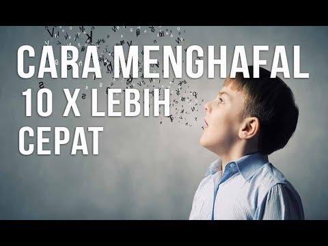 TEKNIK DAN CARA MENGHAFAL 10 KALI LEBIH CEPAT DAN MUDAH UNTUK PELAJAR & MAHASISWA (SEMUA KALANGAN) Mp3